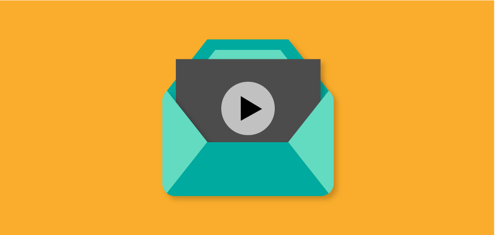Image for Should Marketers Embed Video in Emails?