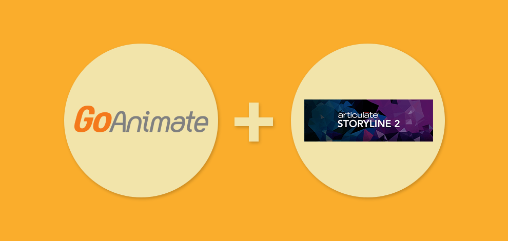 Image for Gamification with GoAnimate and Storyline